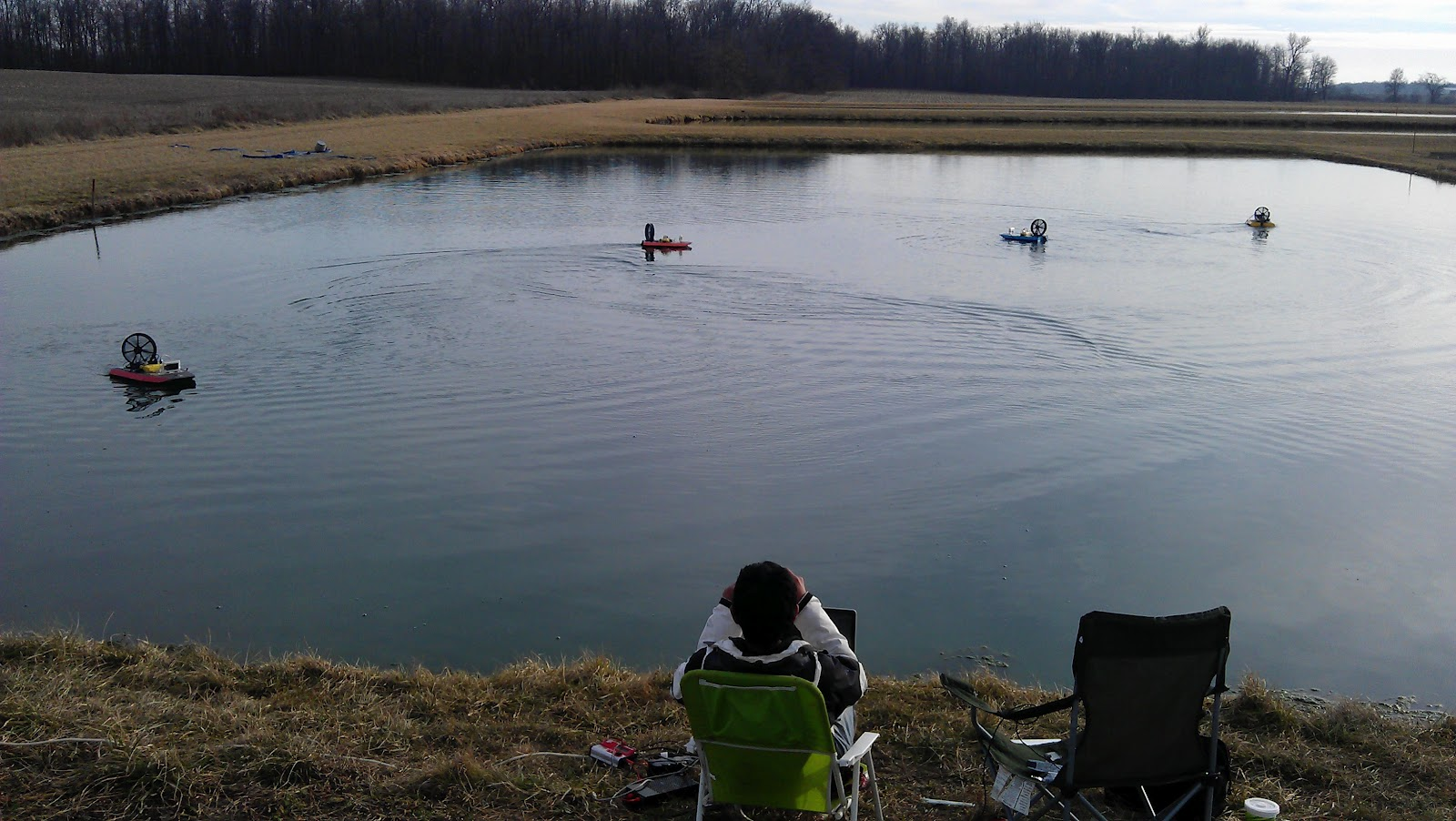 Как организовать пруд для платной рыбалки? Пошаговый 26